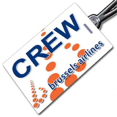 BRUSSELS AIRLINES - Crew Tag